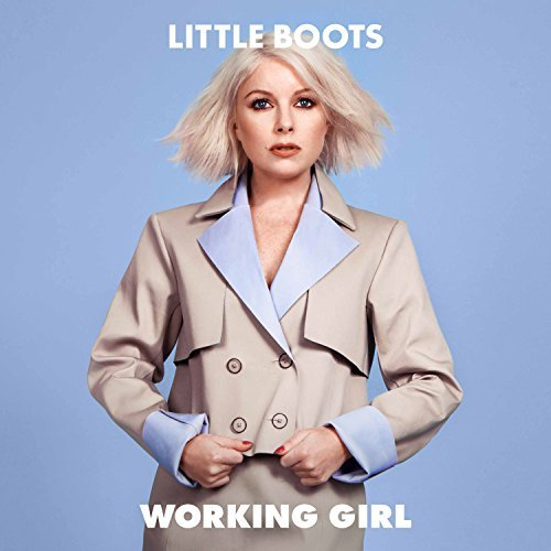 Little Boots Working Girl (black Vinyl) Working Girl