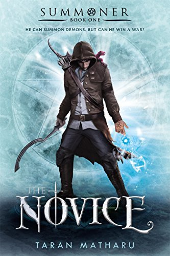 Taran Matharu The Novice