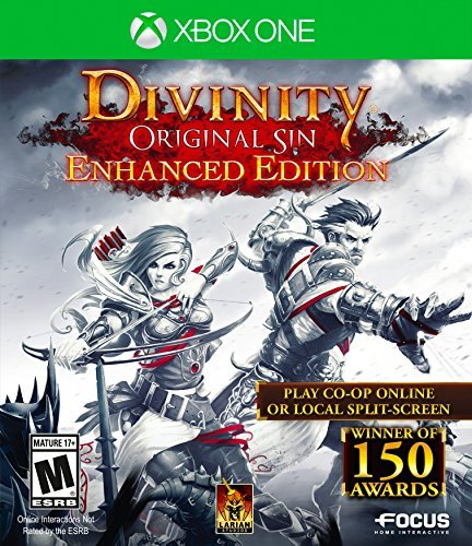 Xbox One Divinity Original Sin Enhanced Edition Divinity Original Sin Enhanced Edition