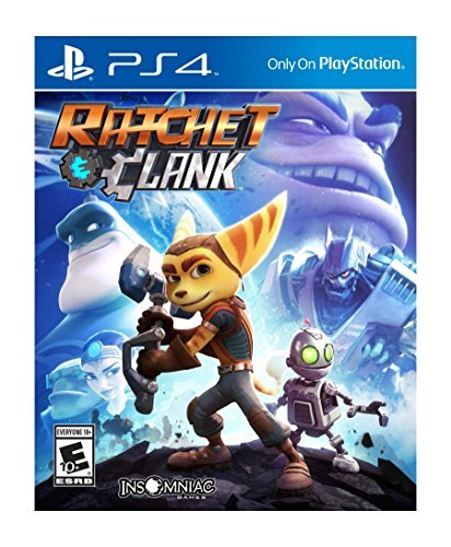 Ps4 Ratchet & Clank Ratchet & Clank
