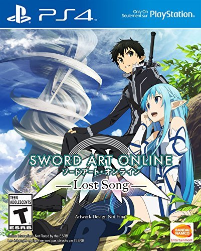 Ps4 Sword Art Online Lost Song Sword Art Online Lost Song