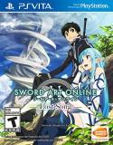 Playstation Vita Sword Art Online Lost Song