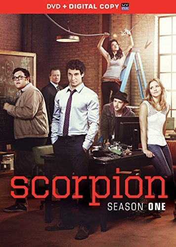 Scorpion Season One Scorpion Season One DVD