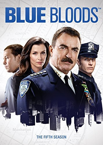 Blue Bloods The Fifth Season Blue Bloods The Fifth Season DVD