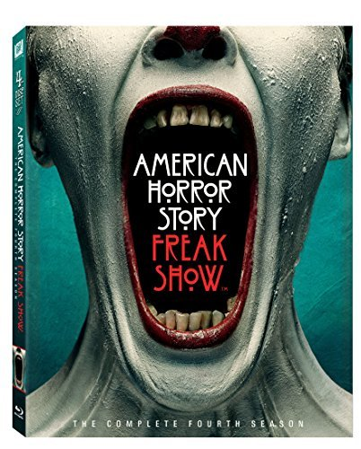 American Horror Story Season 4 Freak Show Blu Ray