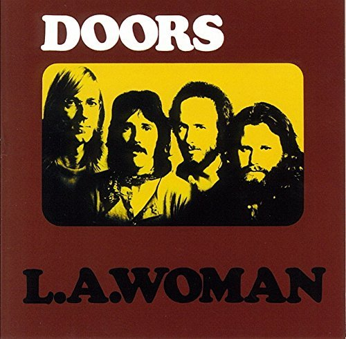 Doors L.A.Woman Import Jpn