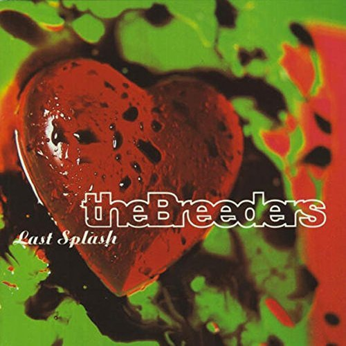 Breeders Last Splash (red Vinyl) Lp