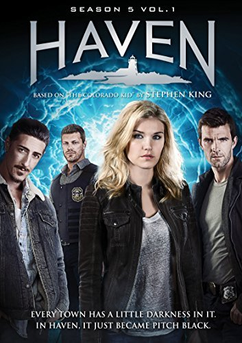 Haven Season 5 Volume 1 DVD Season 5 Volume 1