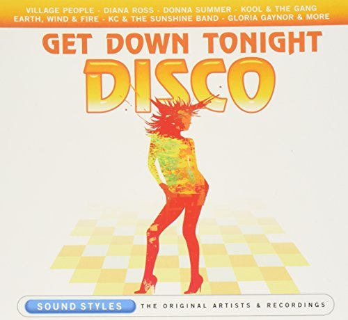 Get Down Tonight Disco Part Get Down Tonight Disco Part