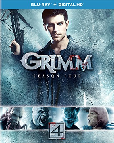 Grimm Season 4 Blu Ray