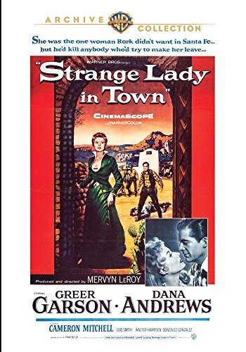 Strange Lady In Town Strange Lady In Town DVD Mod This Item Is Made On Demand Could Take 2 3 Weeks For Delivery
