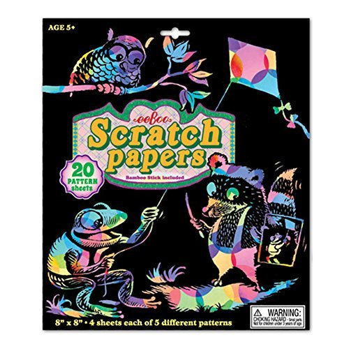 Scratch Papers Pattern Scratch Papers
