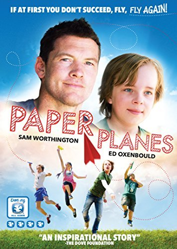 Paper Planes Worthington Oxenbould DVD Nr