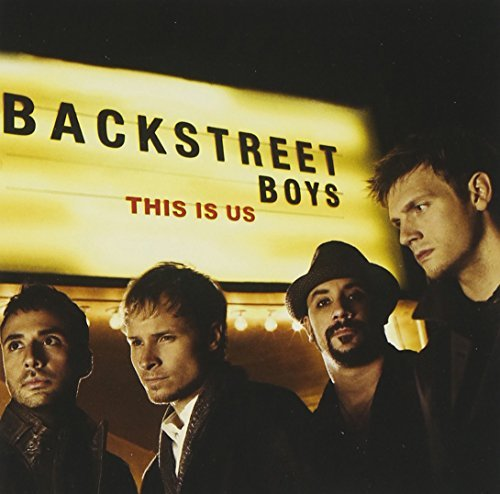 Backstreet Boys This Is Us This Is Us