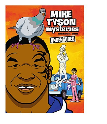 Mike Tyson Mysteries Season 1 DVD