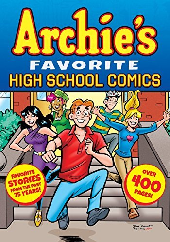 Archie Superstars Archie's Favorite High School Comics