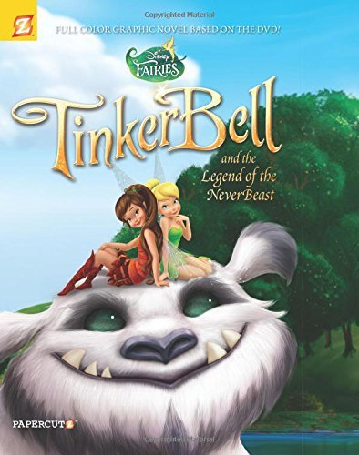 Tea Orsi Tinker Bell And The Legend Of The Neverbeast