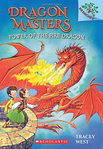 Tracey West Dragon Masters Power Of The Fire Dragon