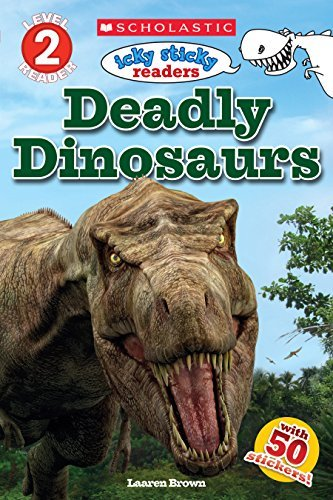 Laaren Brown Deadly Dinosaurs