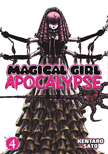 Kentaro Sato Magical Girl Apocalypse Volume 4