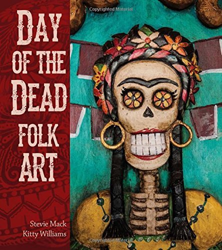 Kitty Williams Day Of The Dead Folk Art