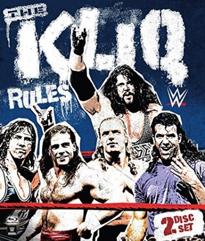Wwe The Kliq Rules Blu Ray Nr