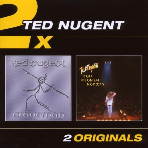Ted Nugent Craveman Full Bluntal Nugity Import Twn