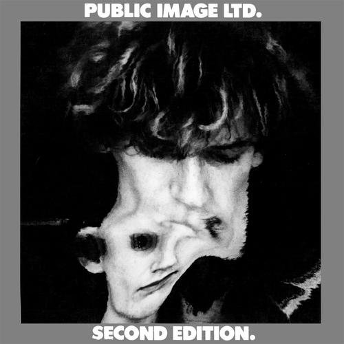 Public Image Ltd. Second Edition (clear Vinyl) Lp