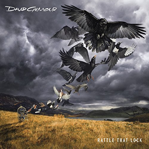 Gilmour David Rattle That Lock (deluxe CD Blu Ray) 2 Discs Plus Bonus Material In Custom Box