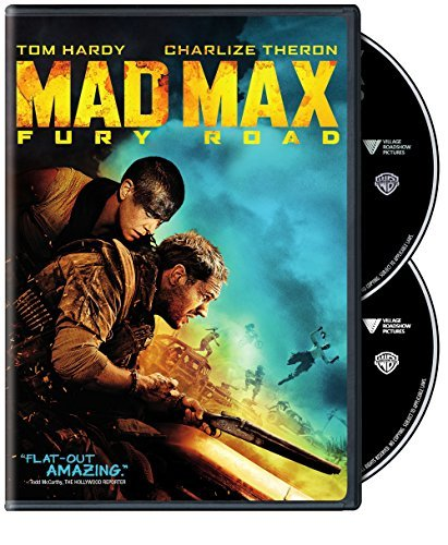 Mad Max Fury Road Hardy Theron DVD Dc R