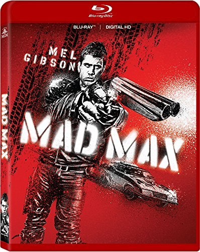 Mad Max Gibson Mel Blu Ray Dc R