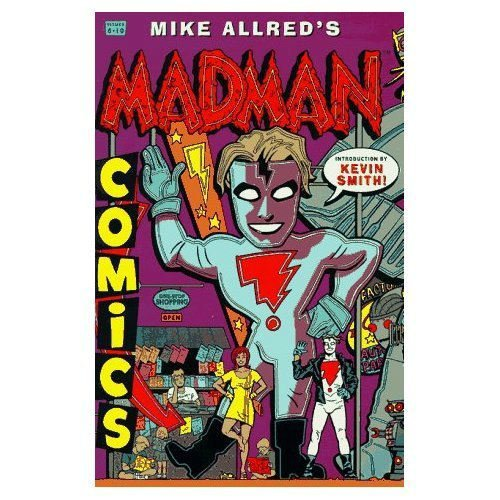 Mike Allred Complete Madman Comics Volume 2 The