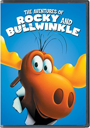 Adventures Of Rocky & Bullwinkle Adventures Of Rocky & Bullwinkle DVD Pg