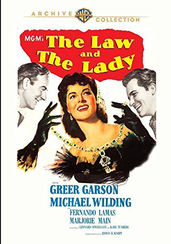 Law And The Lady Law And The Lady DVD Mod This Item Is Made On Demand Could Take 2 3 Weeks For Delivery