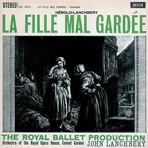 Lanchbery Orchetra Of The Ro Herold Lanchbery La Fille Mal Herold Lanchbery La Fille Mal