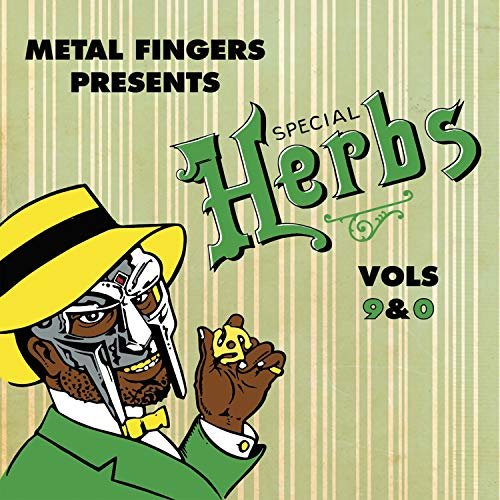 Mf Doom Special Herbs Volumes 9 & 10