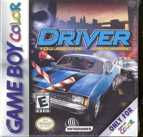 Gameboy Color Driver