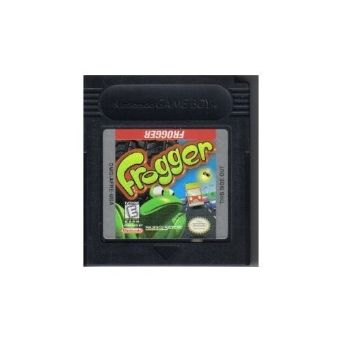 Gameboy Color Frogger