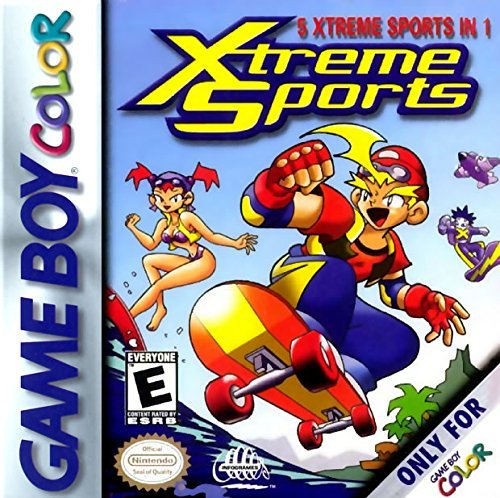 Gameboy Color Xtreme Sports