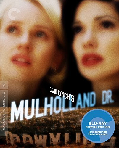 Mulholland Drive Watts Harring Miller Theroux Blu Ray R Criterion
