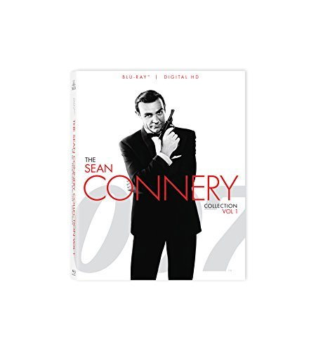James Bond 007 Sean Connery Collection 1 Blu Ray