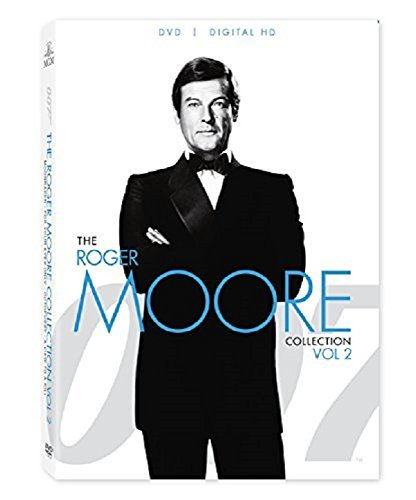 James Bond 007 Roger Moore Collection 2 DVD