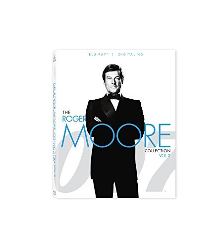 James Bond 007 Roger Moore Collection 2 007 Roger Moore Collection 2