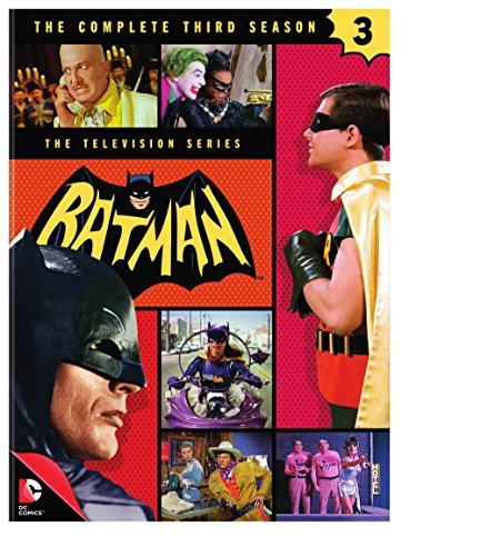 Batman Season 3 DVD