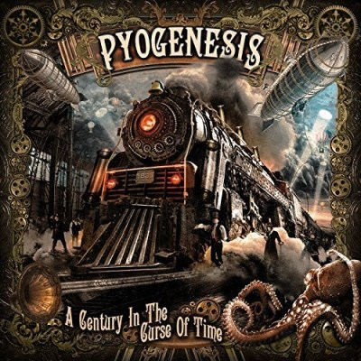 Pyogenesis Century In The Curse Of Time
