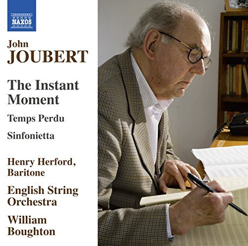 Joubert Herford English St Temps Perdu Op. 99 Sinfoniet
