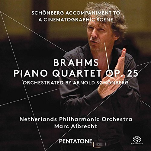 Brahms Netherlands Philharmo Piano Quartet Op. 25 Orchestra