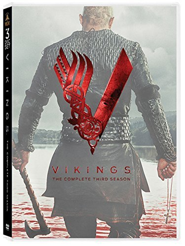 Vikings Season 3 DVD Season 3