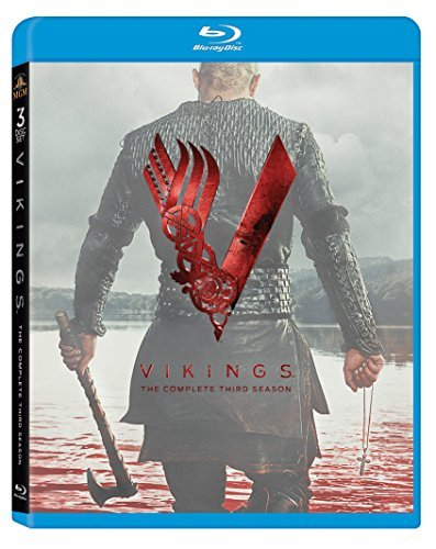 Vikings Season 3 Blu Ray Season 3
