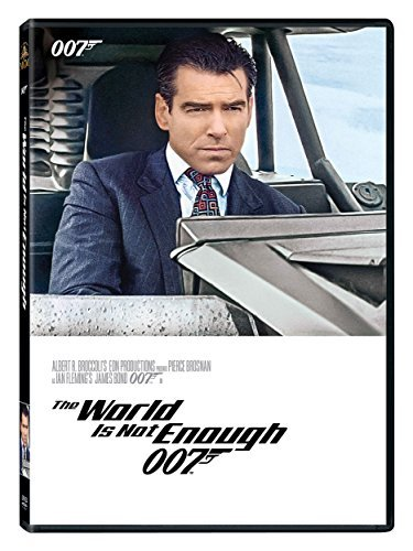James Bond World Is Not Enough DVD Pg13